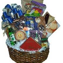 themed gift basket gift baskets san diego hotel amenities convention gifts