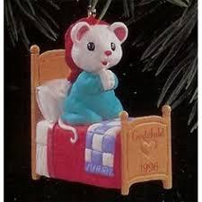 spoon rider hallmark keepsake christmas ornament 1990 mib