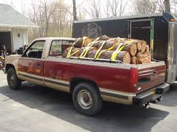 wooden truck bed pick up truck owners where do ya put your stuff hearth com