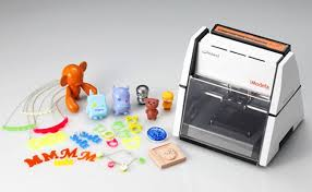 3d milling machine imodela 3d milling machine creates tiny figures on your desktop