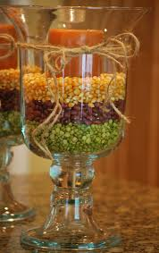 I Love Lucy Home Decor Fall Decorating With Hurricane Vases Amanda Jane Brown