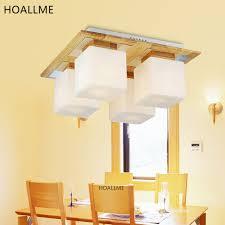 Japanese Ceiling Light Online Shop Minimalist Japanese Tatami Wooden Ceiling Light Living