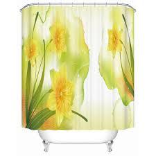 waterproof bathroom window curtain roll curtain thicken soft
