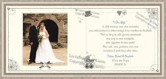 faire part de remerciement mariage carte de remerciements coordonnée au faire part de mariage et baptême
