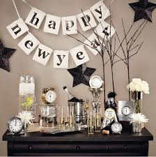 New Years Decorations Ideas by New Year Decoration Ideas Home Best New Years Party Decoration