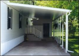 Motor Home Awning Attached Carports