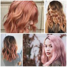trend colors blonde hair colors haircolor trends