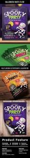 Free Scary Halloween Invitation Templates by 449 Best Halloween Flyer Template Images On Pinterest Flyer