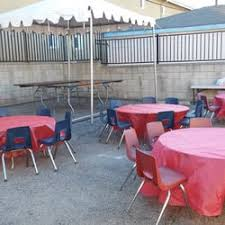 table rentals los angeles aby party rentals 14 photos 23 reviews party supplies