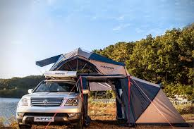 road trip roof top tent by ikamper 1 camping pinterest roof