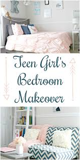 Teen Bedroom Makeover - teen u0027s bedroom makeover mom 4 real