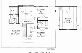 exle of floor plan drawing exle building plans developer bedroom detached house permit site
