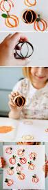 easy thanksgiving crafts preschoolers pumpkin stamp art click pic for 18 diy thanksgiving crafts for