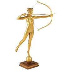 Sculpture For Home Decor by Augustus Saint Gaudens Diana Sculpture The Met Store