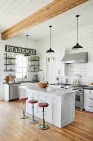 joanna gaines painted kitchen cabinets green joanna gaines updated family s farmhouse see inside