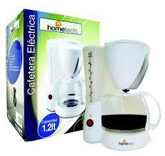 cafetera electrica hometech 1 2 lts 10 12 tzas tia s a