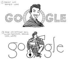 google celebrates p ramlee u0027s birthday with google doodle lowyat net