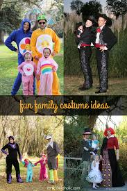 remodelaholic fun family halloween costume ideas