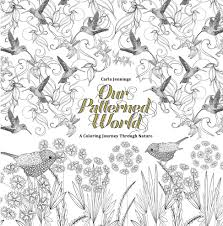 wondrous enchanted winter coloring book u2013 idw