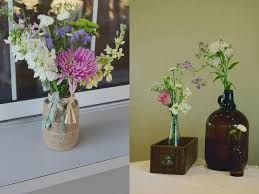 Rustic Vases For Weddings Fun And Games Wedding