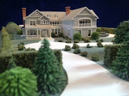 Hamptons Home Gary Lawrance Builds Hamptons Homes That Fit In Your Hand