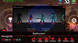 league of stickman full version apk download league of stickman 2 1 1 mod apk unlock all characters more