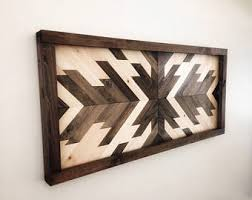 square wood wall decor reclaimed wood wall wood mountain range rustic