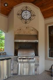 Built In Bbq Swimming Pool Outdoor Living Photos Outdoor Kitchen Photos