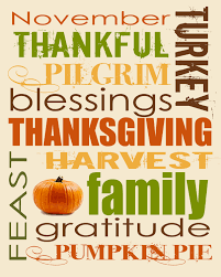 happy thanksgiving blessing charming bliss custom photo cards freebies freebie