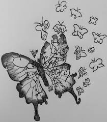 monarch design monarch butterfly tattoo design part 2 by ashengrayskies art on