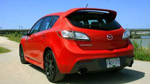 used mazdaspeed3 review 2010 2013