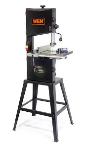 In Depth Review Wen 3962 Two Speed Band Saw With Stand And