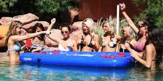 Pool Beer Pong Table inflatable beer pong tables skip u0027s garage