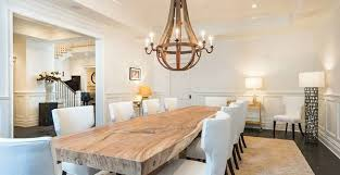 Dining Room Design  Mix The Traditional Style With Contemporary - Dining room sets with upholstered chairs