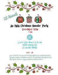 ugly sweater christmas party at silver lake winery u2013 wine yakima