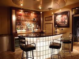 excellent restaurant and bar designs ideas with dark brown amazing