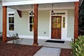 interior columns design ideas natural wood pillars home depot