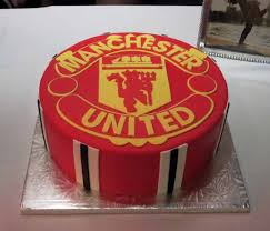rock star pastries manchester united cake