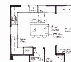 l shaped kitchen with island floor plans amusing kitchen floor plans with island new u shaped homeloanarchive