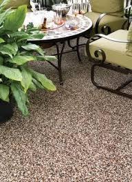 Backyard Flooring Options - ann sloane aasloane on pinterest