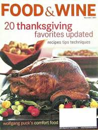 Best Wines For Thanksgiving 2014 Food U0026 Wine Cooking Magazine Best Italian Dishes And Recipes May