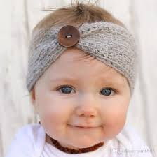 baby girl headwraps europe fashion infant baby knitted headbands hair bands