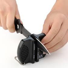 kitchen knives sharpening aliexpress com buy grinder mini ceramic rod tungsten steel camp