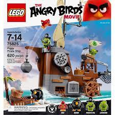lego angry birds piggy pirate ship 75825 walmart com