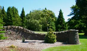 Botanic Gardens Dundee Scottish Artist And His Garden June 2011