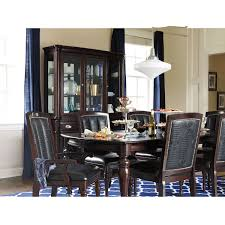 Dining Room Sets 6 Chairs by Esquire Table And 6 Chairs Cherry American Signature Furniture