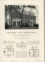 Brick Colonial House Plans 749 Best House Plans Images On Pinterest Architecture House