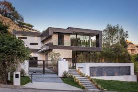 Rising Glen A Beautiful Modern Home In Hollywood Hills Los