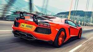 Lamborghini Aventador Background - car lamborghini lamborghini aventador road motion blur bridge