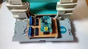 sketch it cnc plotter arduino project hub